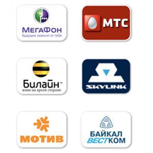 Операторы сотовой связи Алапаевска