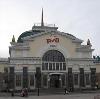 Железнодорожные вокзалы в Алапаевске