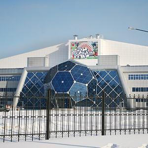 Спортивные комплексы Алапаевска